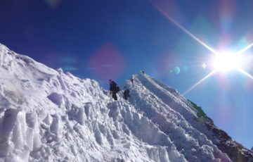 EVEREST HIGH PASS AND ISLAND PEAK TREK - 23 DAYS