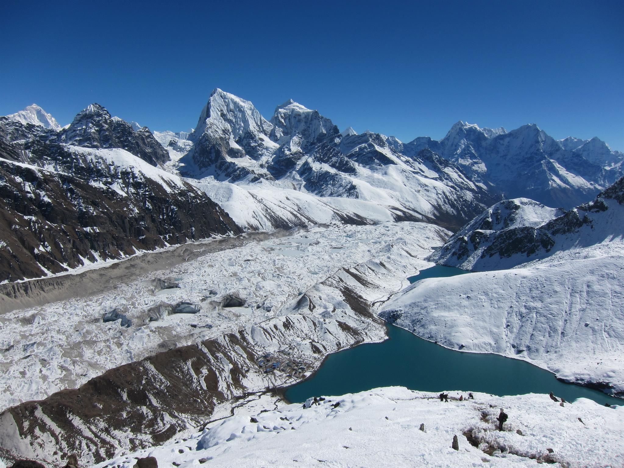 GOKYO VALLEY TREK - 15 DAYS